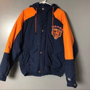 Vintage Chicago Bears Football Jacket 90s